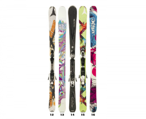 Women's Skis at Fleischer Sport