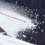 Man Skiing Shot