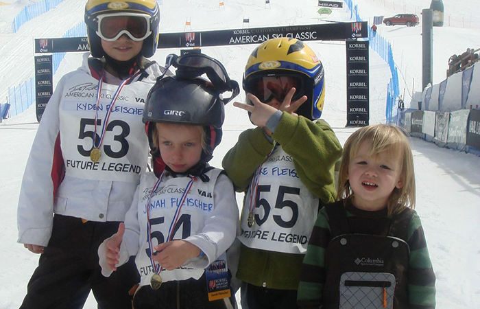 Ski and Snowboard Rentals for Kids