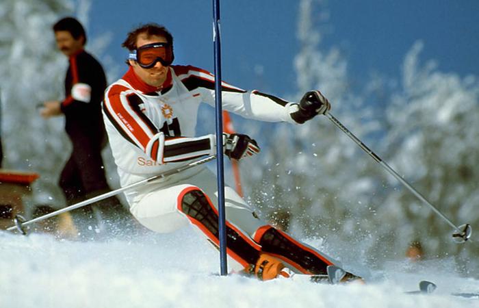Ski Balance : Phil Mahre