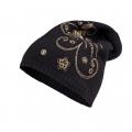 Bogner Womens Hat-Black-9160 PARIS 6183 026