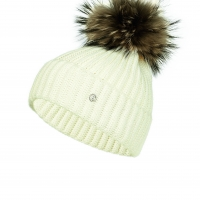 Bogner Womens Hat-Wht-9154 LEONIE P314 753