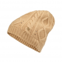 Bogner womans Hat- Champagne-9167 NOKI 6369 783
