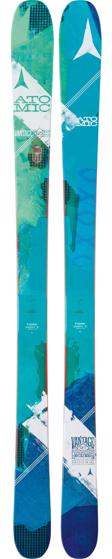 Atomic Vantage 95 C W Skis