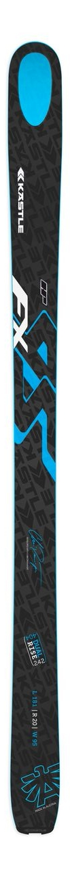 Kastle FX 95 HP Skis